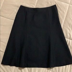 GAP black skirt